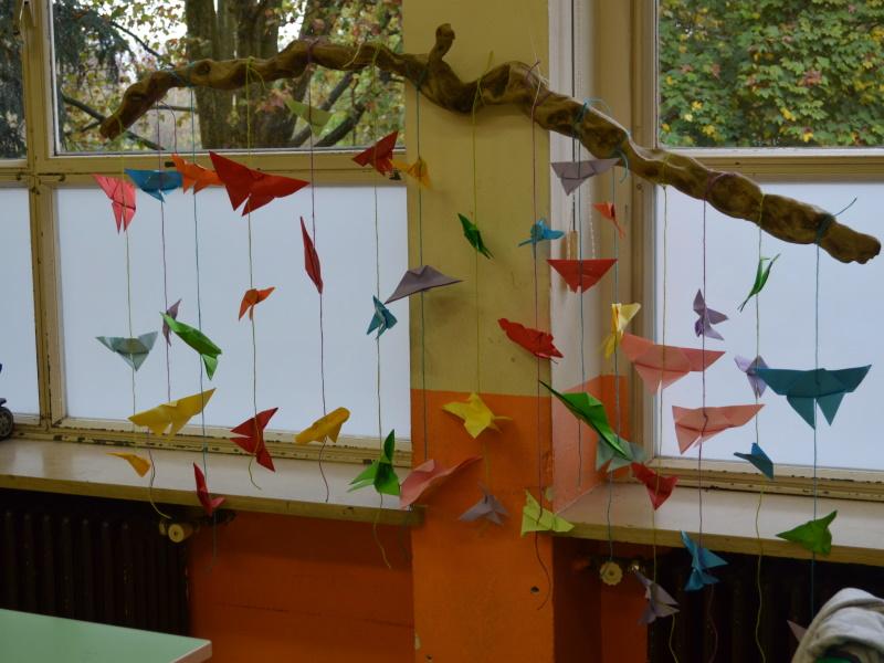 le farfalle volano anche in classe - Copia